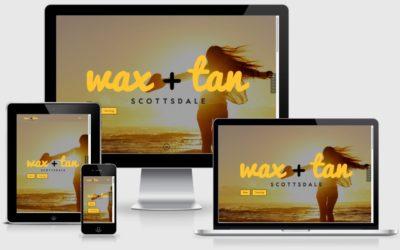 Scottsdale Wax and Tan